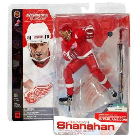 Brendan Shanahan Action Figure Red Jersey Variant Nhl