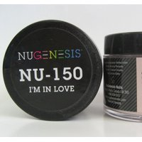 NUGENESIS Nail Color Dip Dipping Powder 1oz/jar - NU150 I'm in Love
