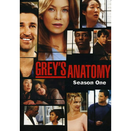 Greys Anatomy  Season 1