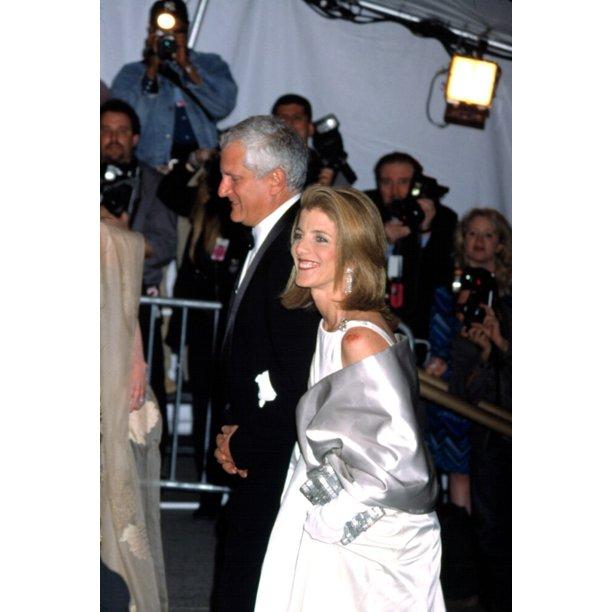 Caroline Kennedy Schlossberg And Husband Edwin Schlossberg At