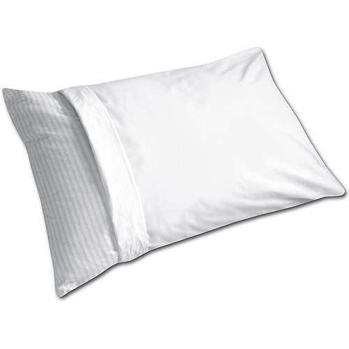 Waterproof Vinyl Pillow Protectors, Standard by Levinsohn Textile Co Inc