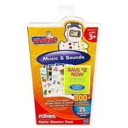 Playskool Alphie Booster Pack, Music and Sounds