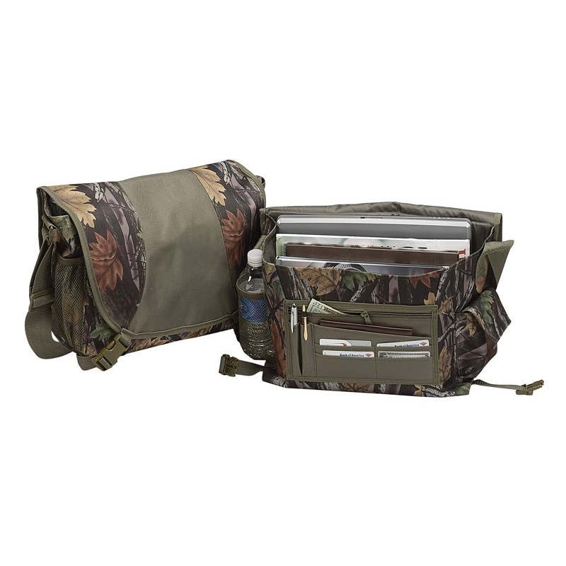 Goodhope  Camo 15-inch Laptop Messenger Bag