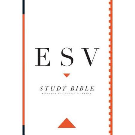 Study Bible-ESV (Esv Study Bible Vs Macarthur Study Bible)