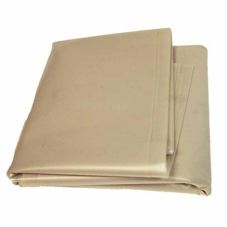 6 ft. x 8 ft. Polyethylene Ground Cloth