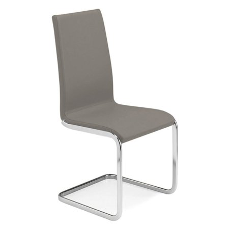 Casabianca Aurora Italian Leather Dining Chair
