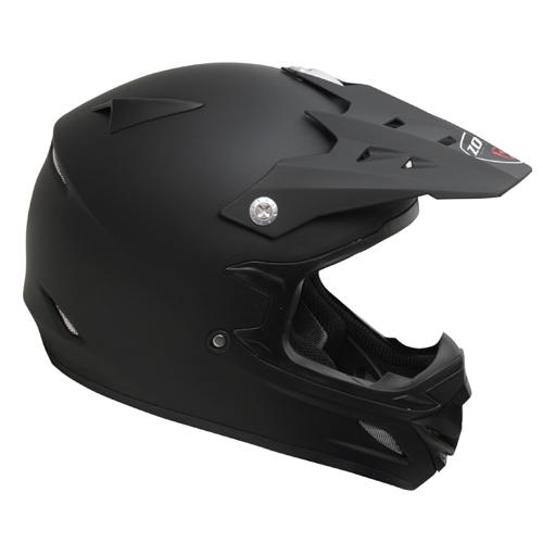 MX-1 O/f Helmet - Matte Black - xs ZOAN 021-023