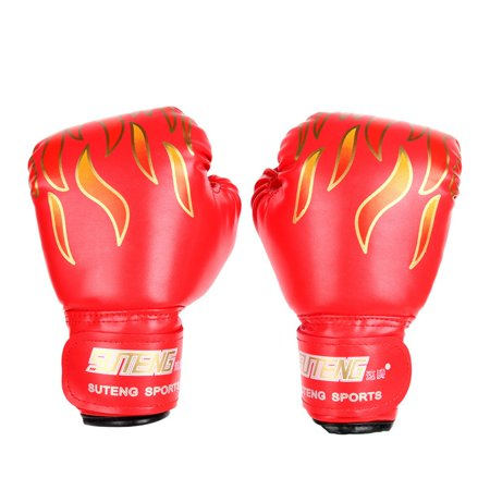 Kid Toddler Sport Soft Breathable PU Hand Protector Fitness Boxer Gloves](Cartoon Hand Gloves)