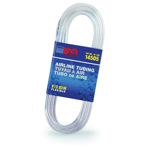 LEE'S AQUARIUM & PET , 14505 , AIRLINE TUBING , 8 FT