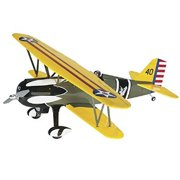 Great Planes Curtiss P-6E Hawk EP Biplane ARF RC Airplane Multi-Colored