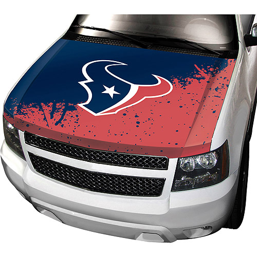 Houston Texans NFL Auto Hood Cover