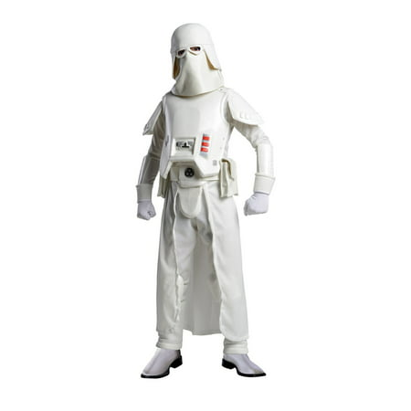 Star Wars Boys Dlx. Snowtrooper Halloween Costume](Funny Dog Halloween Costumes Star Wars)