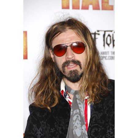 Rob Zombie At Arrivals For Premiere Of Rob ZombieS Halloween GraumanS Chinese Theatre Los Angeles Ca August 23 2007 Photo By Michael GermanaEverett Collection Celebrity - Halloween Party Los Angeles Ca