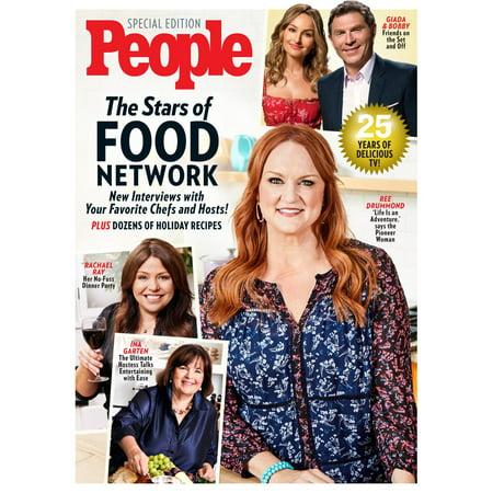 PEOPLE Stars of Food Network - eBook (Food Network Giada Halloween)