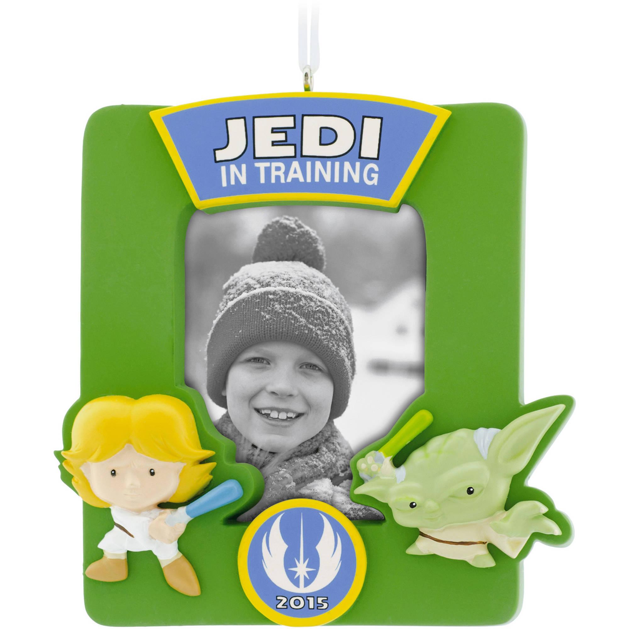 Hallmark Star Wars Jedi Photo Frame Ornament Walmartcom