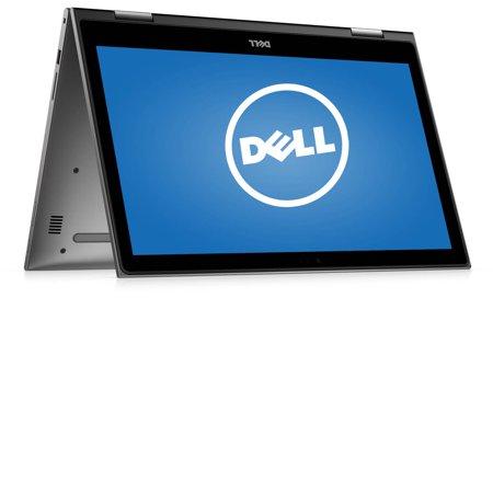 Dell I5368 0027Gry Inspiron 13 5000 15 6  Laptop  Touch Screen  2 In 1  Windows 10 Home  Intel Core I3 6100U Processor  4Gb Ram  500Gb Hard Drive