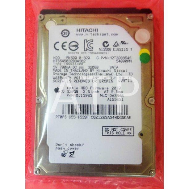 Refurbished Hitachi Hts545032b9a302 320gb 5400rpm Sata 2 5in Laptop Hard Drive Walmart Com Walmart Com