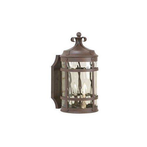 Craftmade Z5014-91 2 Light Espana Medium Outdoor Sconce by Craftmade