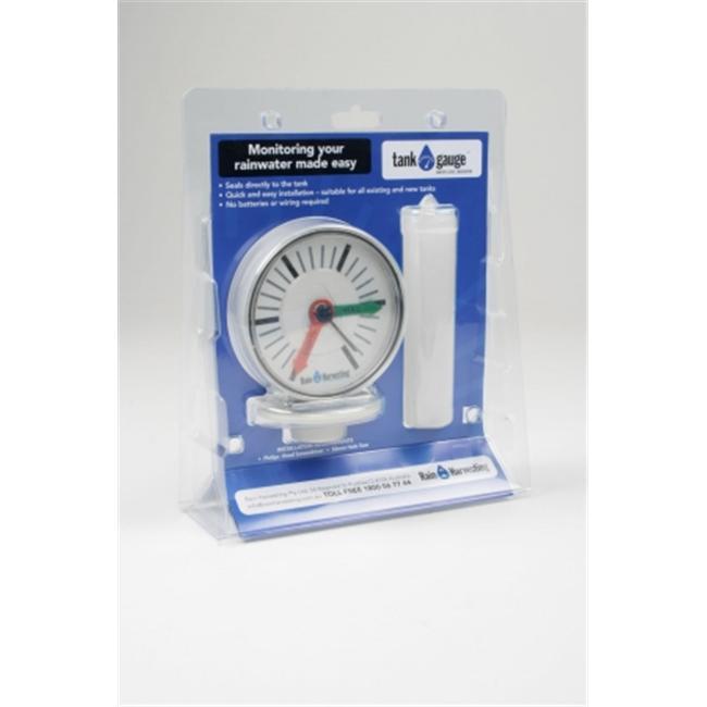 Rain Harvesting Pty Ltd TATG02 Tank Gauge Level Indicator  monitoring your rainwater made easy
