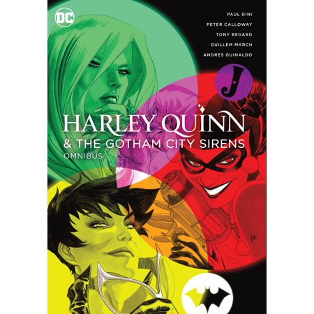 Harley Quinn & the Gotham City Sirens Omnibus (Windy City Harley)