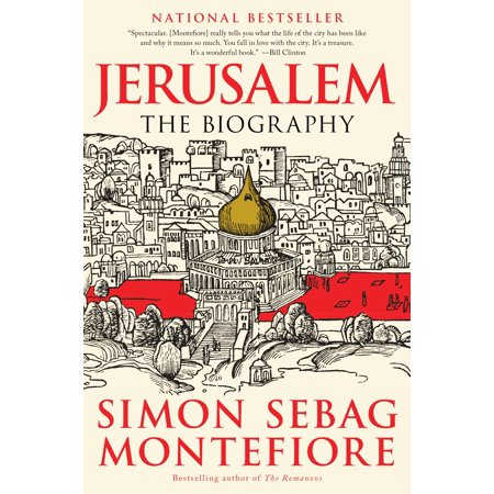 Jerusalem : The Biography (Jerusalem Shofar)