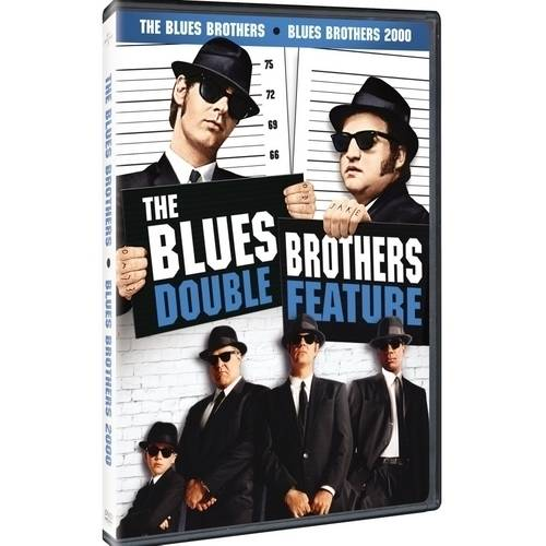 The Blues Brothers Double Feature: The Blues Brothers / Blues Brothers 2000