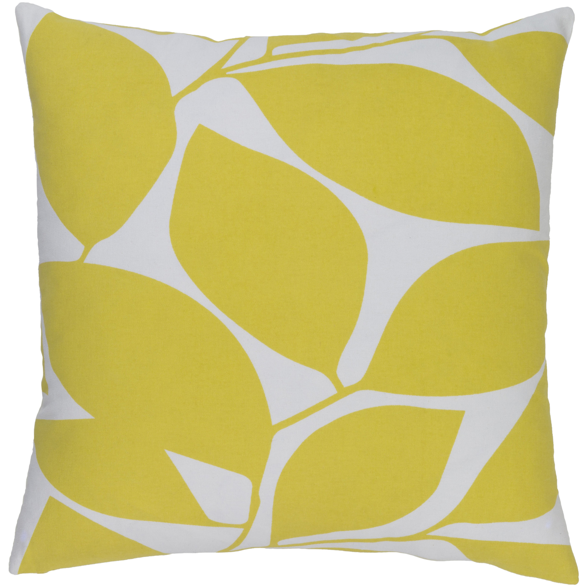 """Art of Knot Cadogan 18"""" x 18"""" Pillow (with Poly Fill)"""