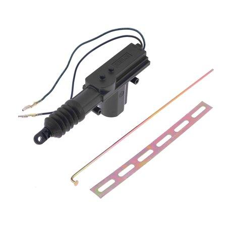 Unique bargains car 2 wire actuator central door locking for 12vdc door lock actuator