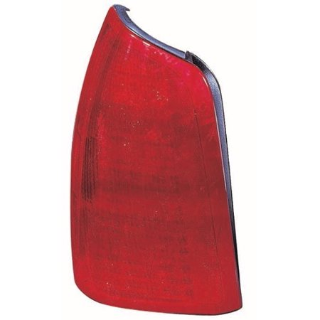 Go Parts 2000 2005 Cadillac Deville Rear Tail Light Lamp Embly Lens