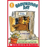 Scholastic Reader Level 1: Groundhog Day - eBook