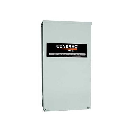 Generac Rtst200a3 200 Amp Automatic Transfer Switch With