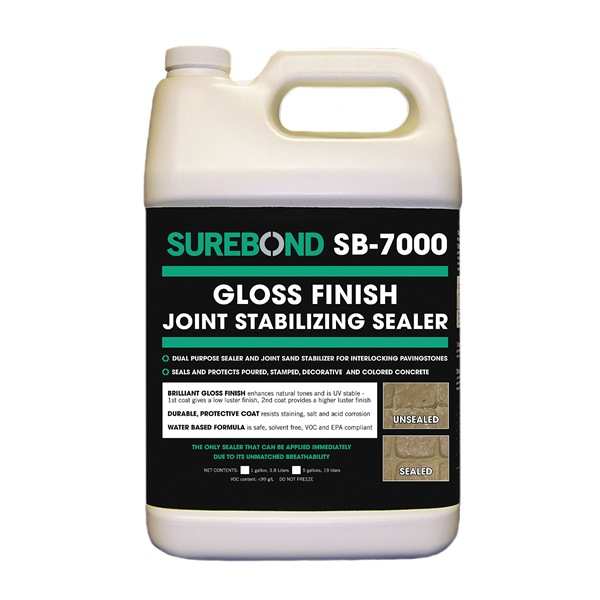 Joint Stabilizing Sealer, 1 gal, Clear