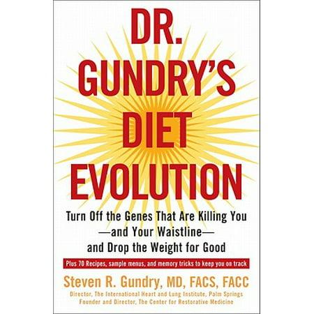 Dr. Gundry's Diet Evolution - eBook