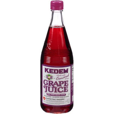 Kedem Concord Grape Juice  22 Fl Oz   Pack Of 12