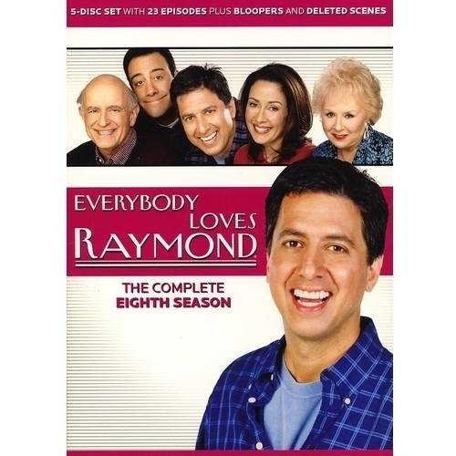 Everybody Loves Raymond: The Complete Eighth Season (Widescreen)