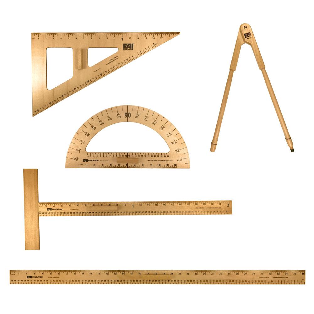 EAI Education Chalkboard Set - Set of 5