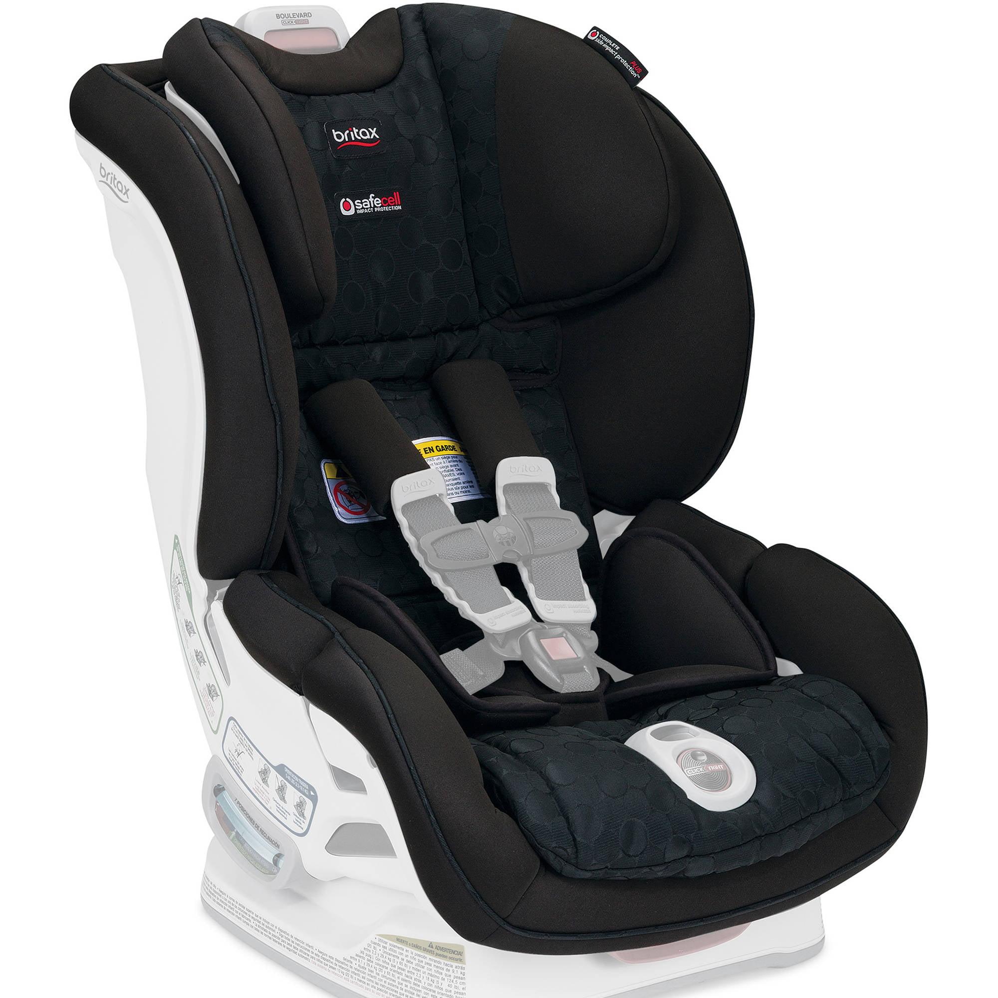 Britax Car Seat Cover Set, Boulevard ClickTight Convertible, Circa