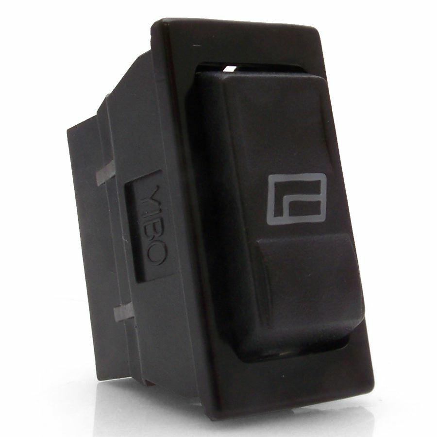 Keep It Clean Wiring  Illuminated 3 Position Rocker Switch with Window Icon