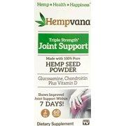 As Seen On Tv Hempvana Joint Supplement