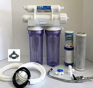 Ultra Water Filtration 5 Stages Sediment,GAC,Carbon,UF Membrane,Post Carbon