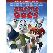 Arctic Dogs (Blu-ray + DVD + Digital Copy)