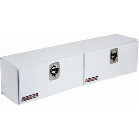 272302 Hi Side Tool Box, Steel -White
