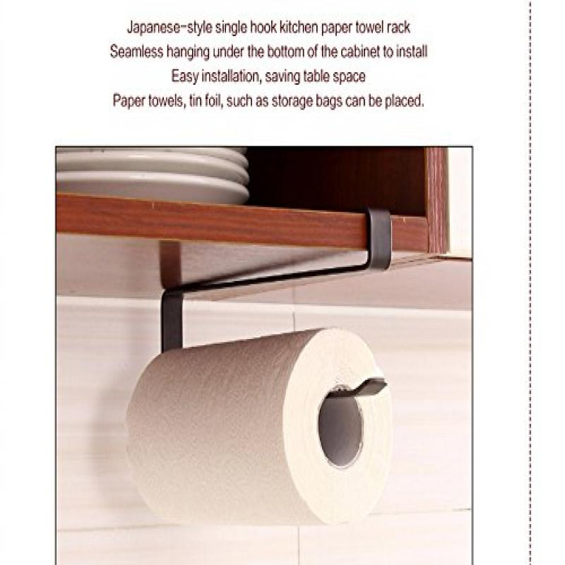 Eastern Cloud Heavy Duty Bronze Paper Towel Holder (No Wa...