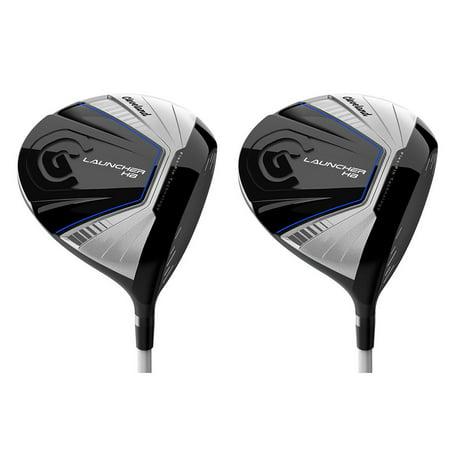 Cleveland Golf 9.0 Degree Ultra Lightweight Graphite Launcher HB Driver (2