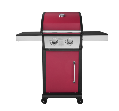 Royal Gourmet GG2102 BBQ Propane Gas Grill 2 Burner Red by Royal Gourmet Corp.