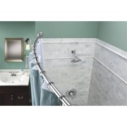 Moen 57 In.-60 In. Tension Curved Shower Rod