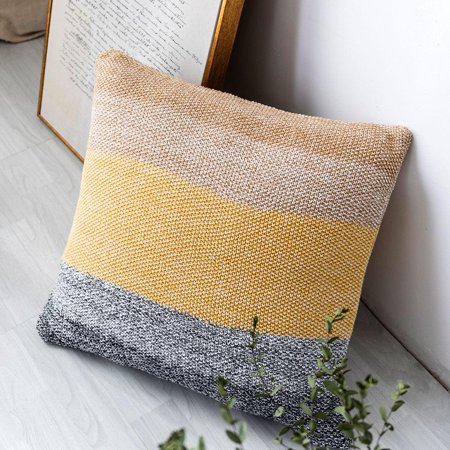 FAGINEY Cotton Throw Pillow Case Cushion Cover Home Decorative Square Pillowcase - image 7 of 8