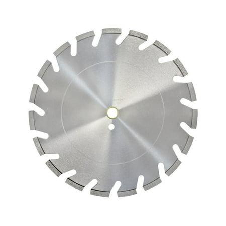 14' Premium Concrete - 14  x .125'' Premium Laser Welded Masonry Diamond Saw Blade Concrete Paver Brick