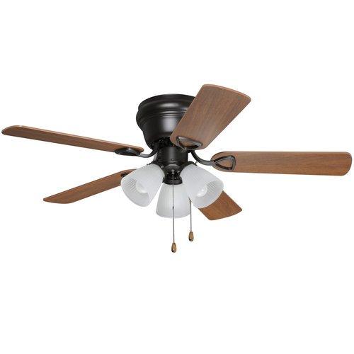 Walmart Ceiling Fans : Chapter quot light bronze ceiling fan walmart