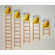Prevue Pet Products BPV383 Birdie Basics 5-Step Wooden Ladder for Bird, 8-1/2-Inch Multi-Colored
